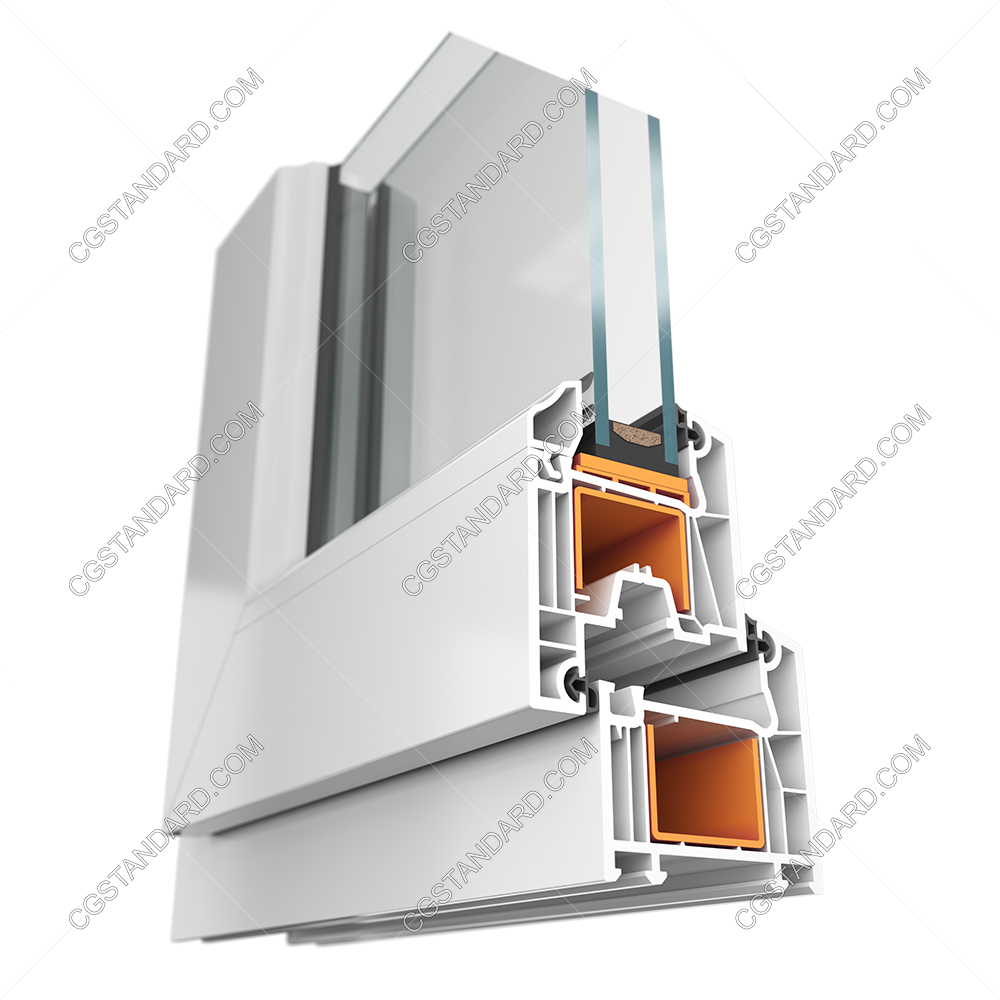 WDS 5S Window 3D Render 4K