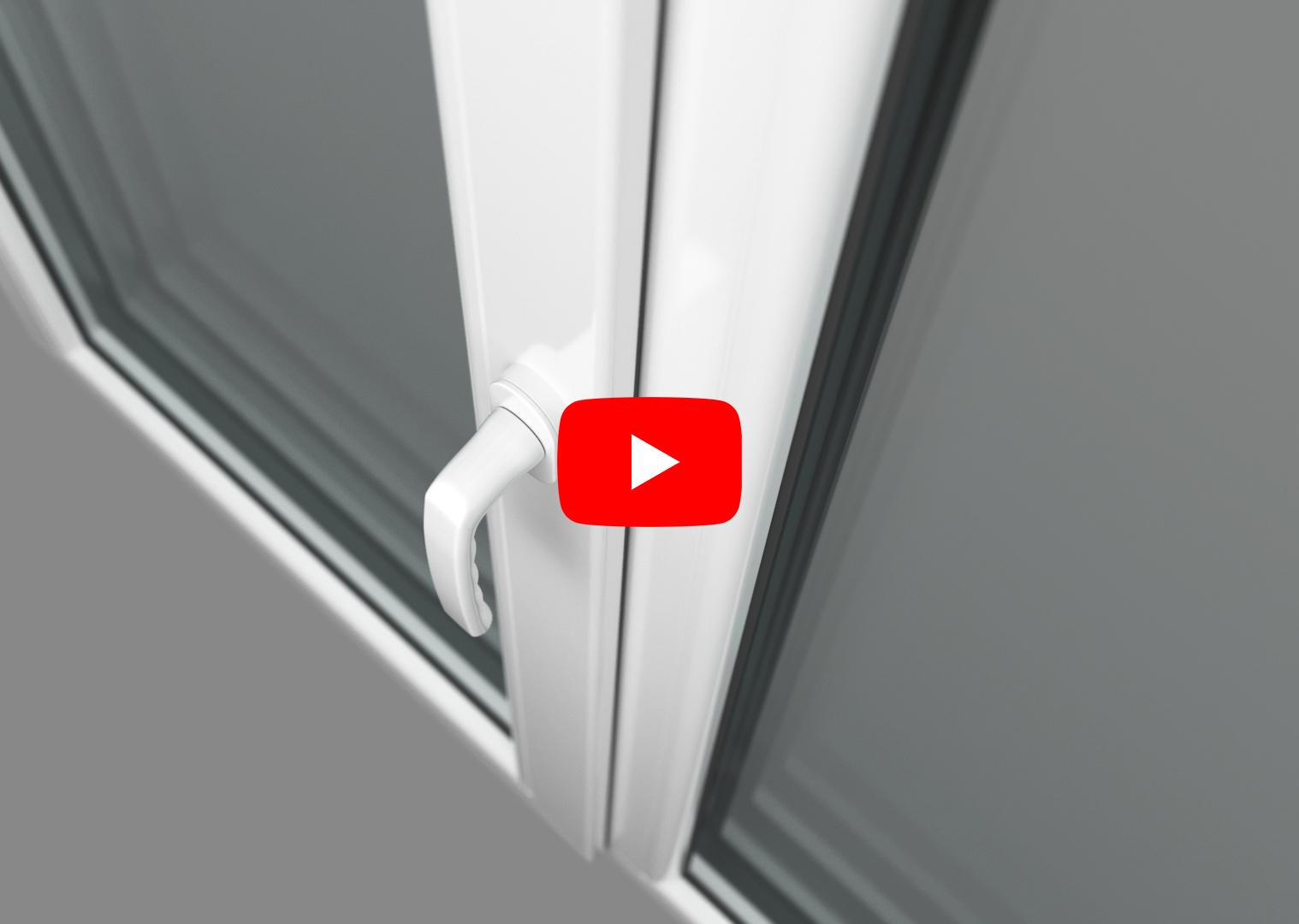 Window 3D Animation 1920x1080 / 35 sec / WDS 8S