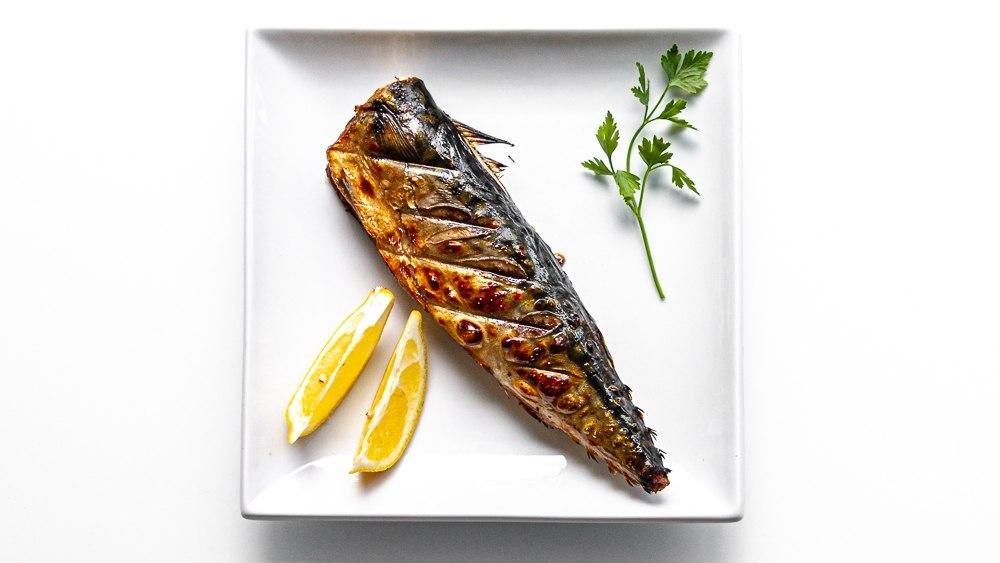 Makrela na grillu