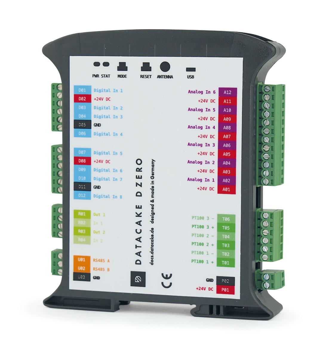 Datacake Industrial IoT Gateway