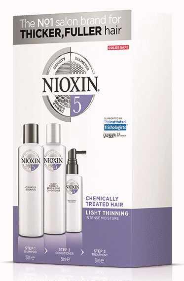 Nioxin loyalty kit nr5