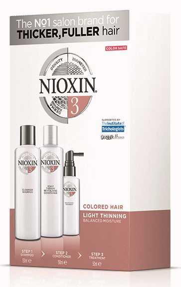 Nioxin trialkit nr3