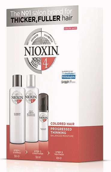 Nioxin trialkit nr4