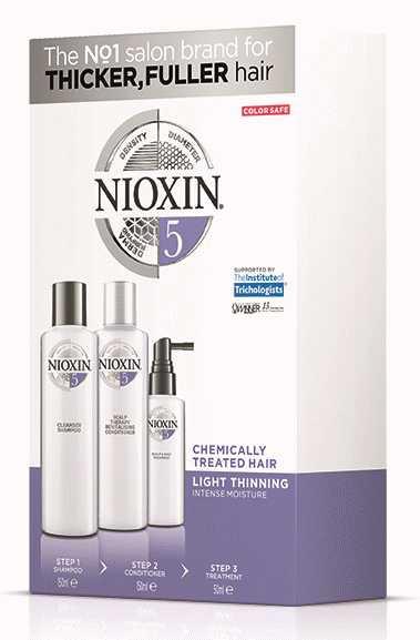 Nioxin trialkit nr5