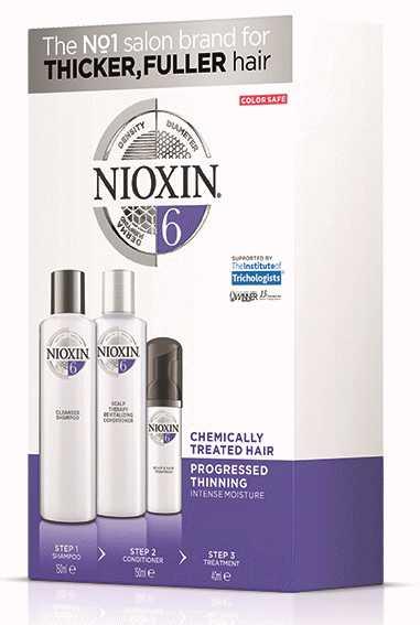 Nioxin trialkit nr6