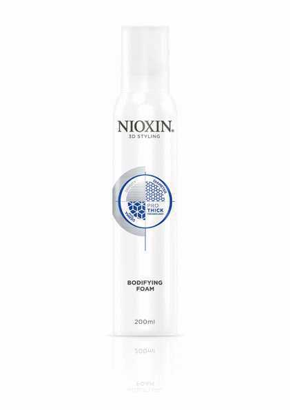 Nioxin Bodifying froam