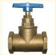 Клапани запірні муфтові (вентилі) 15Б3р вода, t до 75оC, PN = 16кгс/см2  40