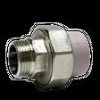 Муфта разъемная комбинированная PPR c НР 63*2