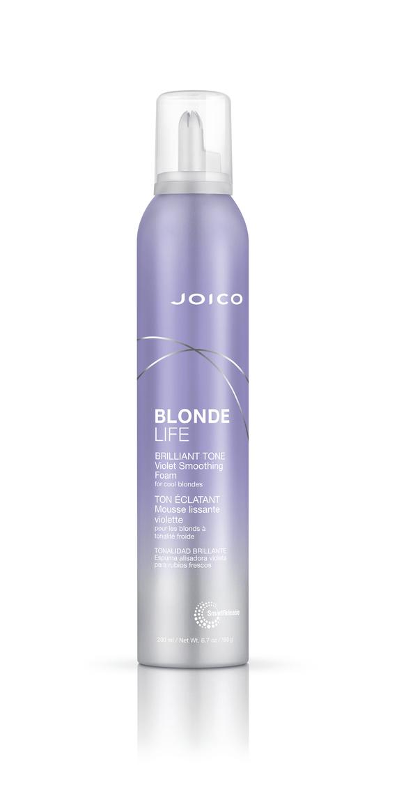 Blond Life Brilliant Tone Næringar Froða 50ml