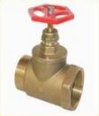 Клапан пожарного крана для управления подачей воды с t до 50°C, PN=16кг/см²  прямой 50Вх50Н