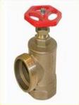 Клапан пожарного крана для управления подачей воды с t до 50°C, PN=16кг/см²  угловой 50Вх50Н