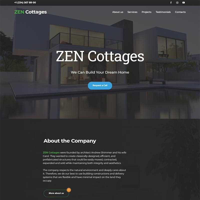 Cottage Building