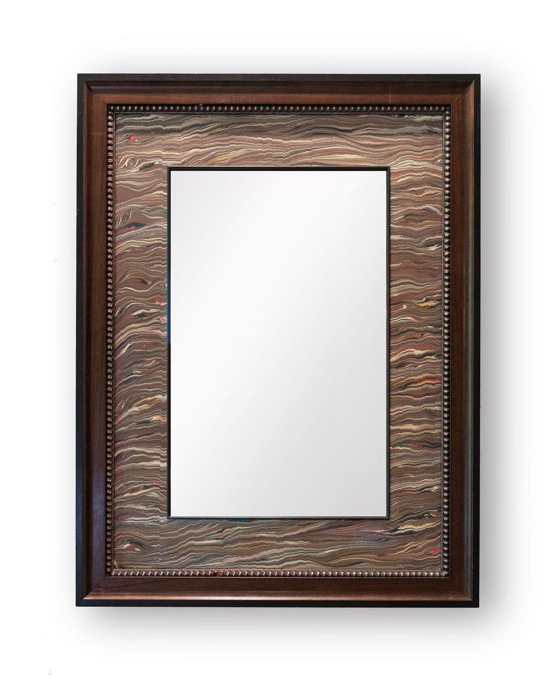 Зеркало с паспарту «Джегба»