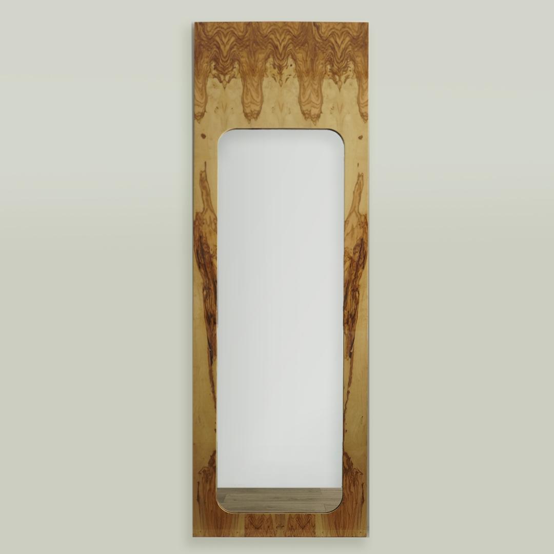 Зеркало с оливой большое