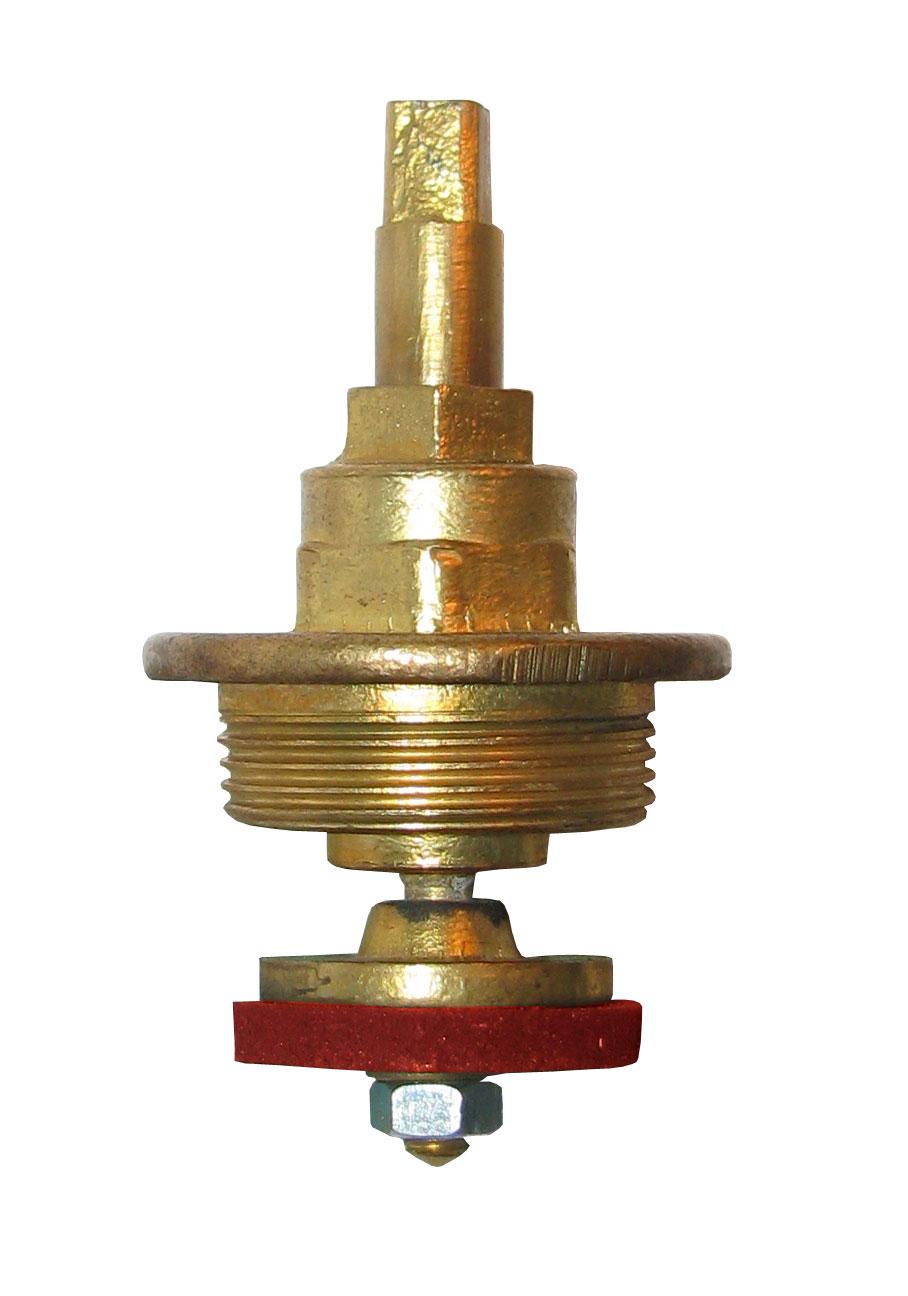 Головки вентильні (кранбукси) для вентилів 15б1п вода, пар до 225оС  М52х2 50