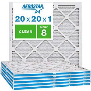 20 X 20 Furnace Air Filter - Budget Plumbing & Heating-copy-1