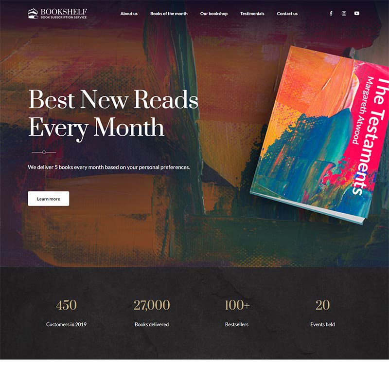 Book Subscription Service