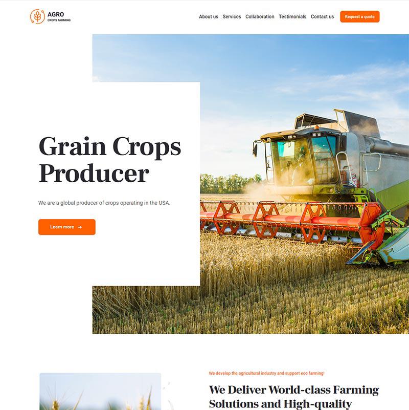Crops Farm