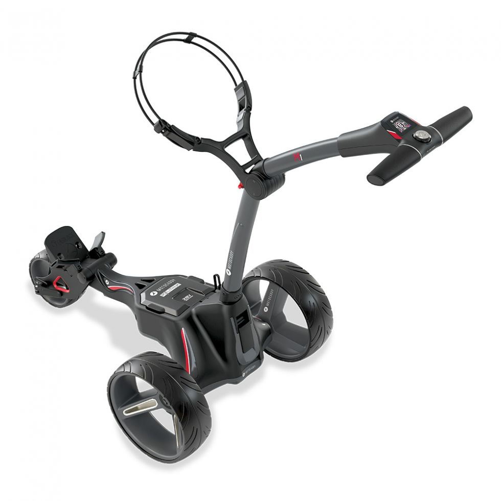 MotoCaddy M1  (Extended Lithium Battery)