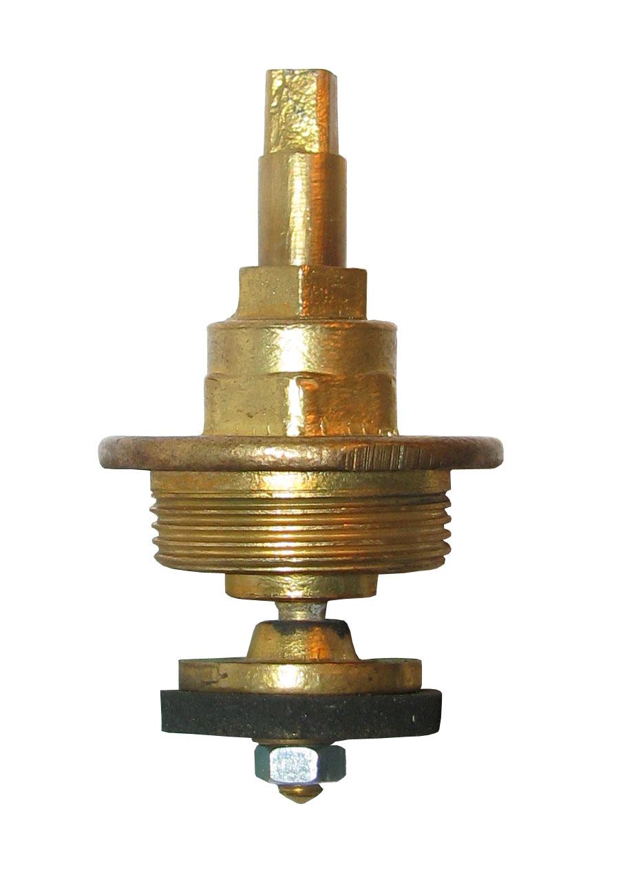 Головки вентильные (кранбуксы) для вентилей 15Б3р вода до 75оС М39х1,5 32
