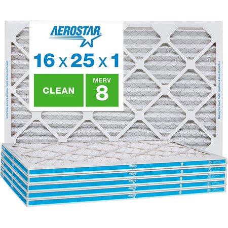 16 X 25 Furnace Air Filter - Budget Plumbing & Heating