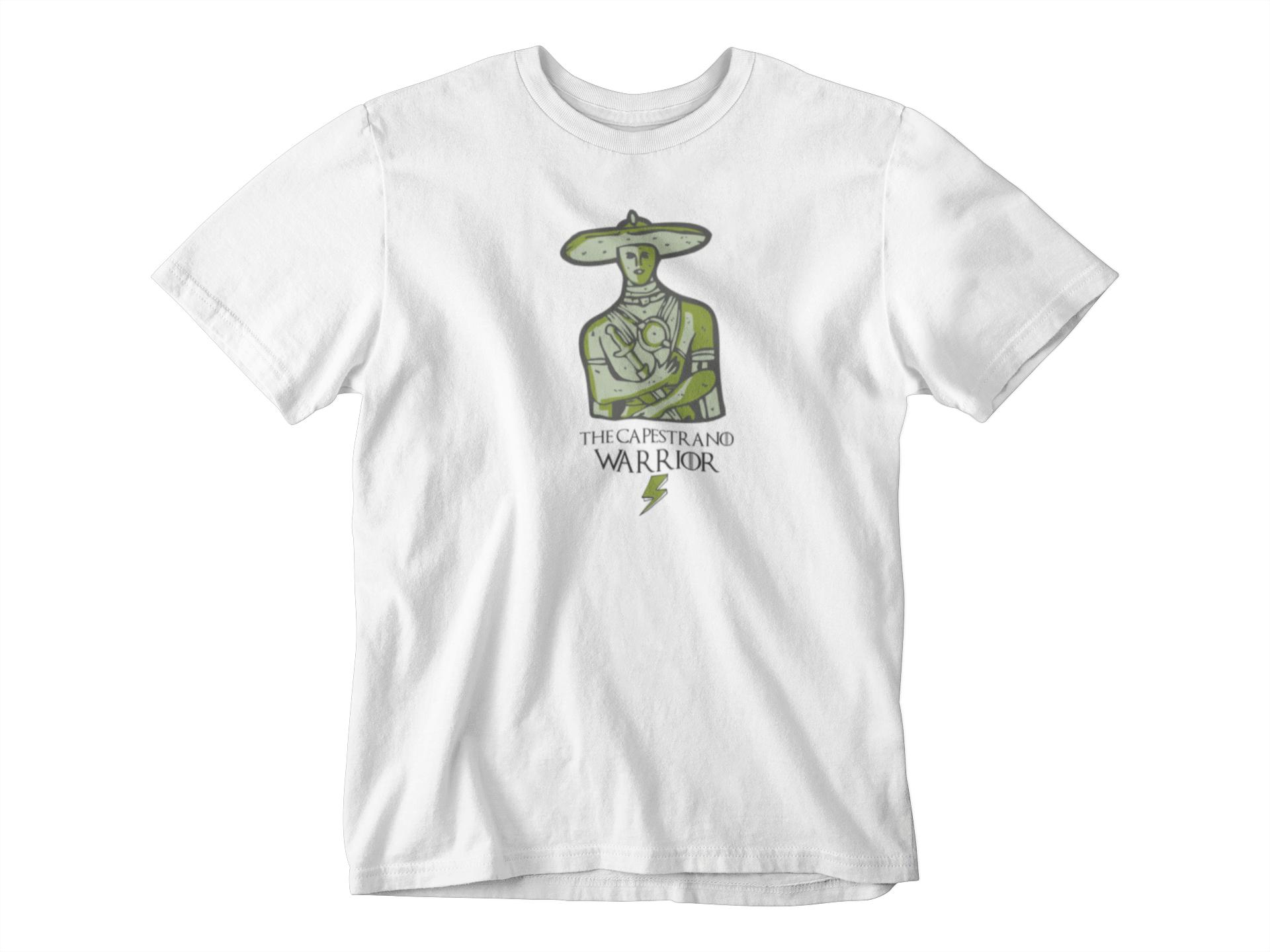 T-Shirt Capestrano Warrior