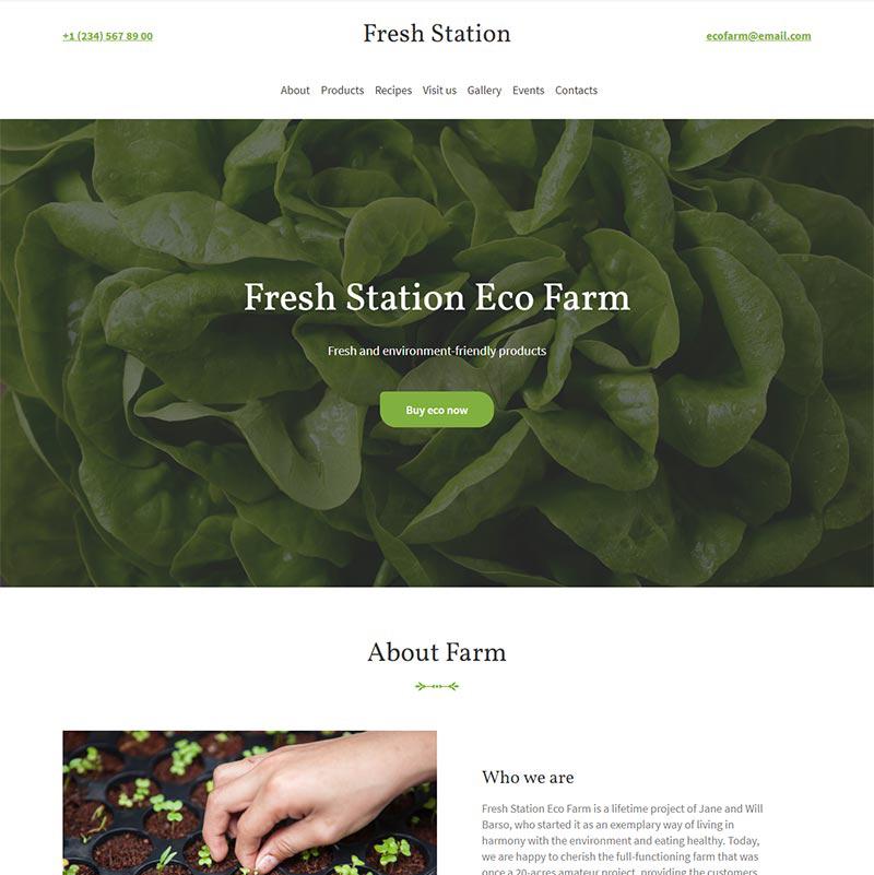 Small Farm