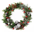 Wreath With Pine Cons