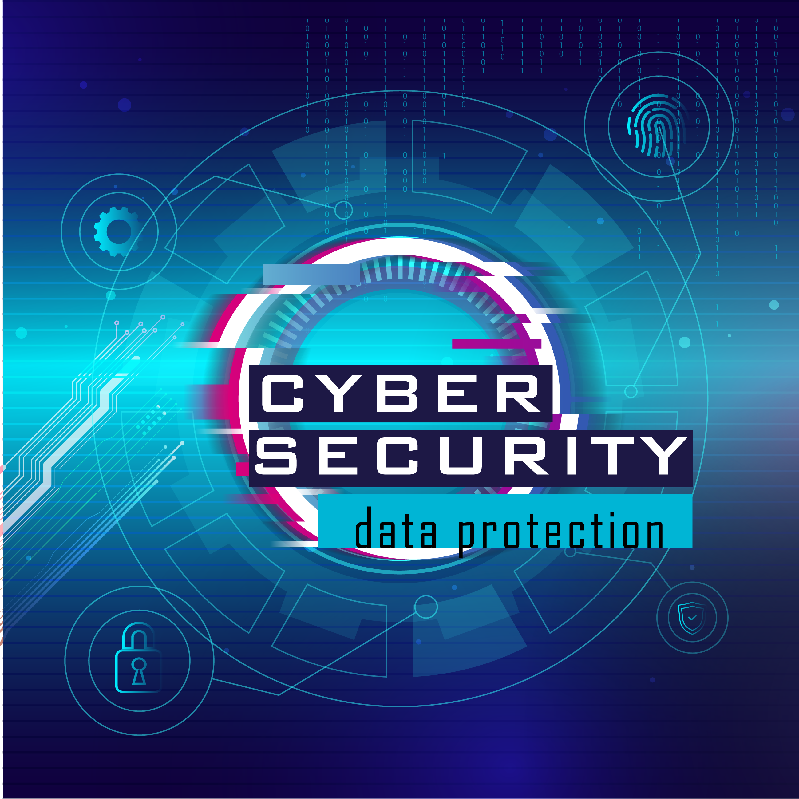 Cyber-Security, Data Protection