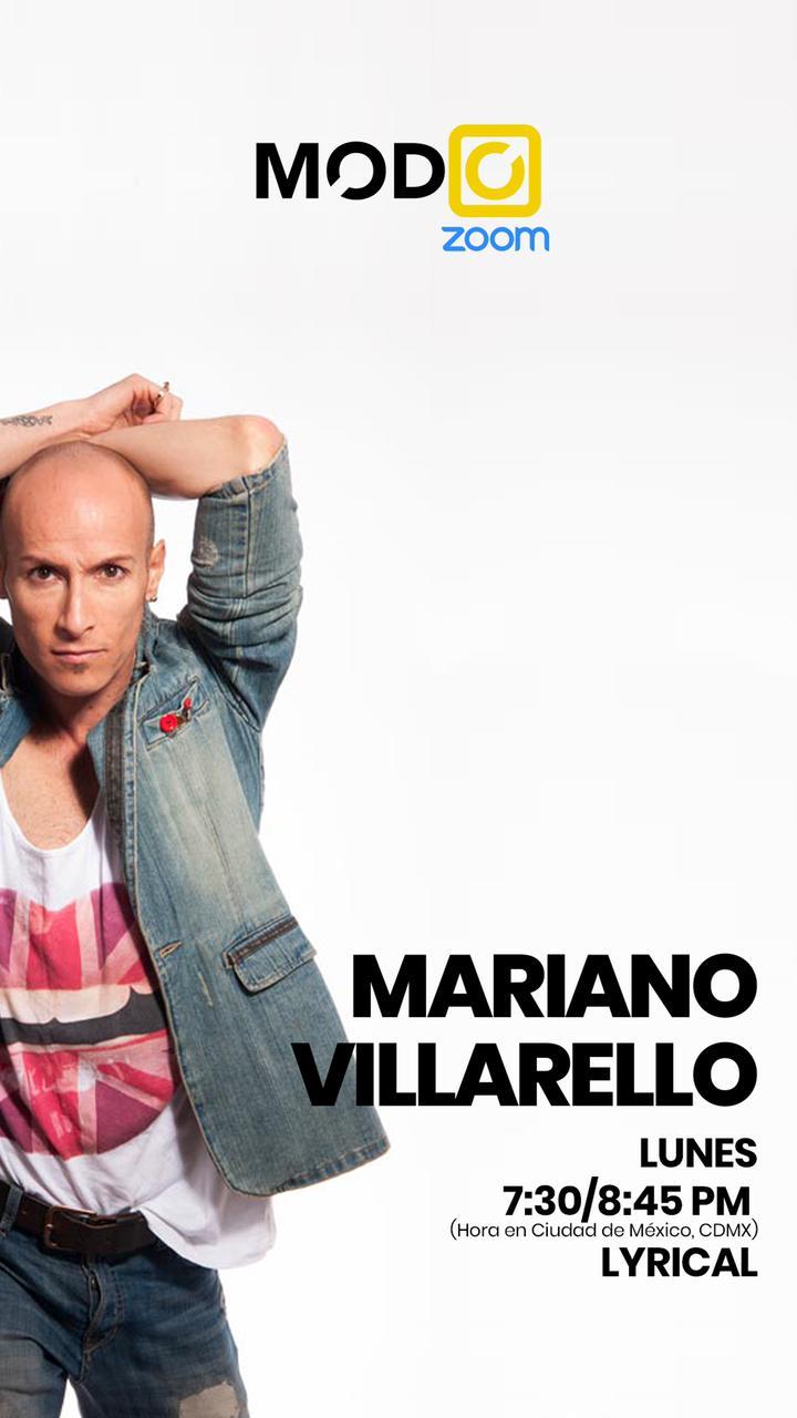 Mariano Villarello - Lyrics