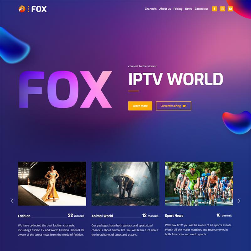 IPTV-Provider
