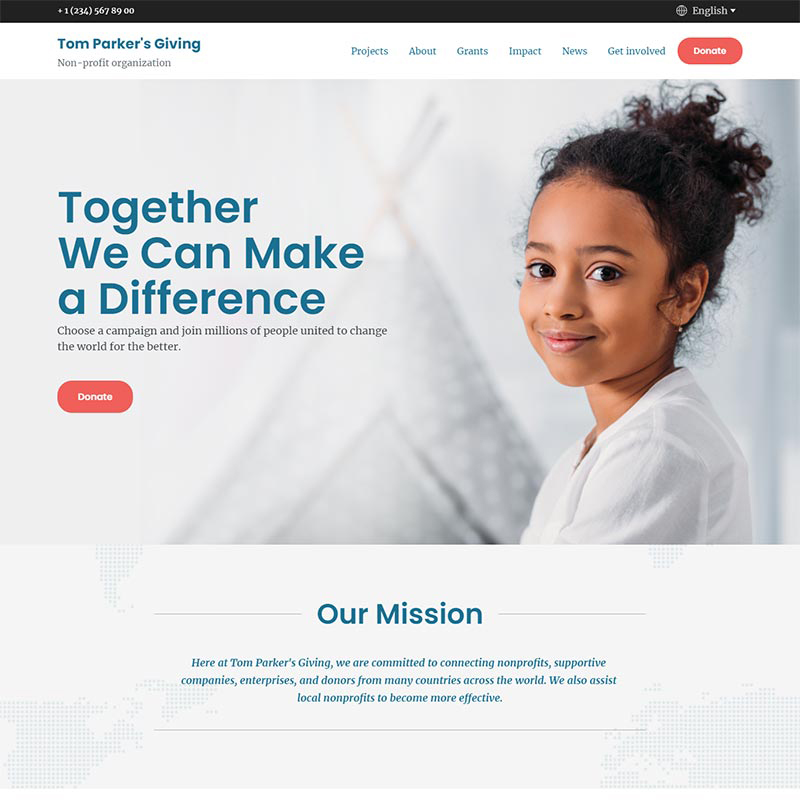 Charity / Non-Profit Organization
