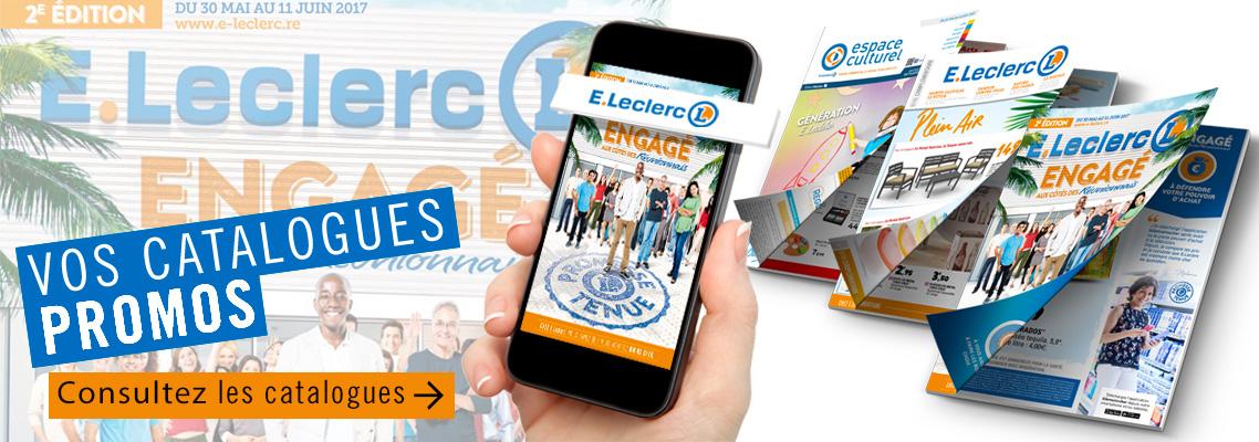 Catalogue Réunion E.Leclerc - Tous les catalogues du moment