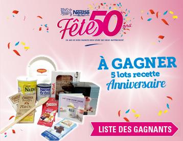 E.Leclerc Réunion - Jeu Nestlé