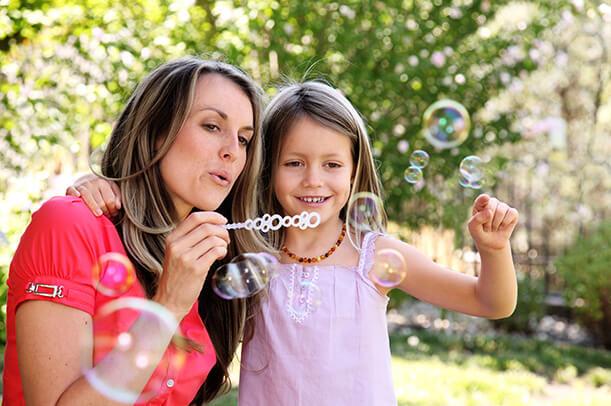 Atrapen las burbujas