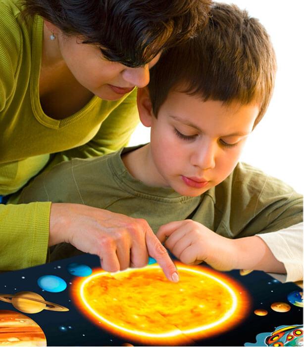 Descubramos los planetas
