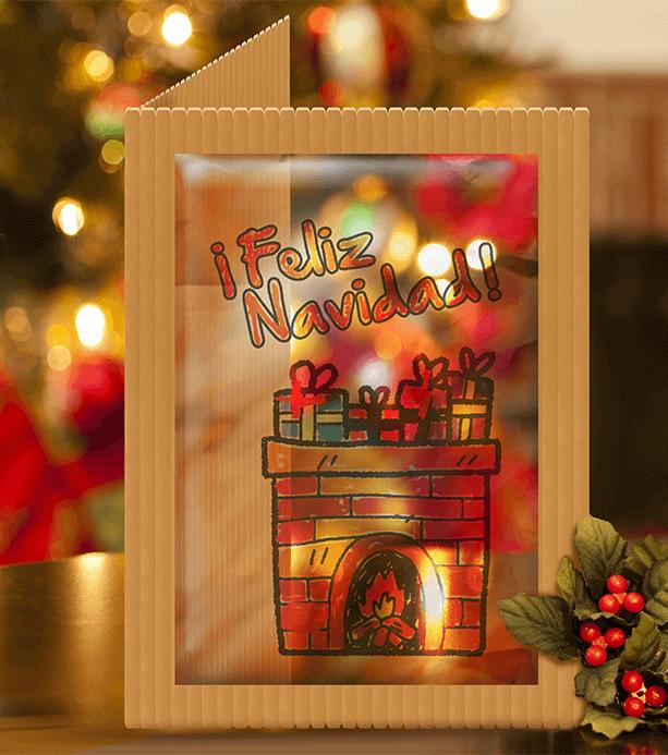 Mi tarjeta de buenos deseos