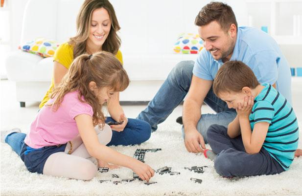 ¡Vamos a jugar dominó!