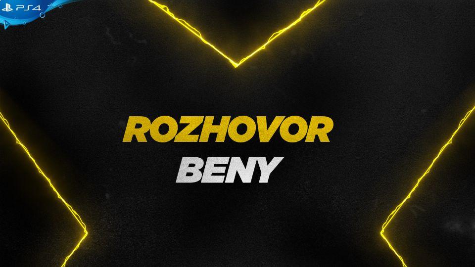 Rozhovor s hráčem Beny