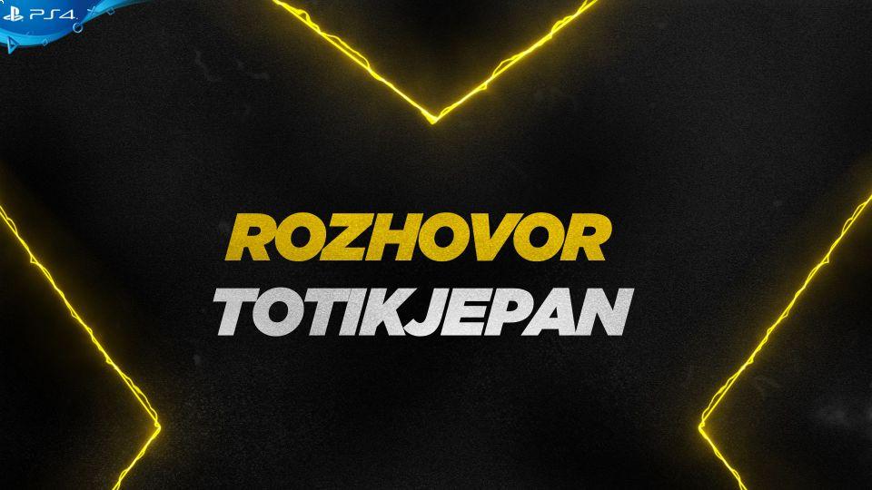 Rozhovor s hráčem Totikjepan