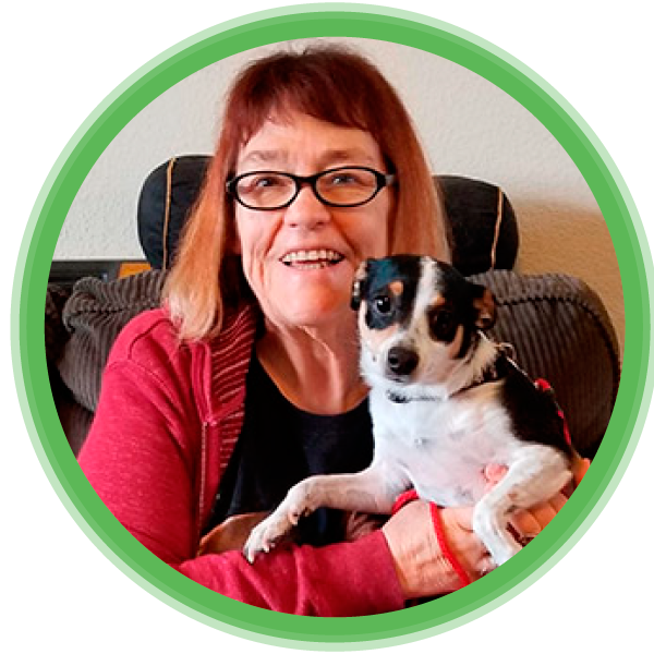 Kathy reversed diabetes, eliminated insulin, got off all her diabetes medicine and is no longer on the kidney transplant list because her kidney improved so much.