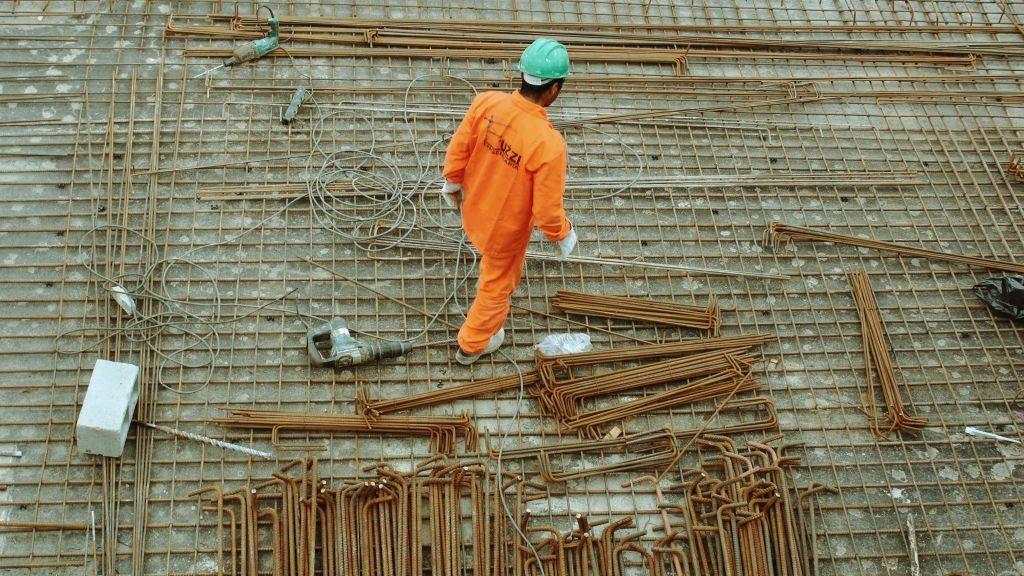 Pole emploi - offre emploi Poseur charpentes métalliques et bardage (H/F) - Chanverrie