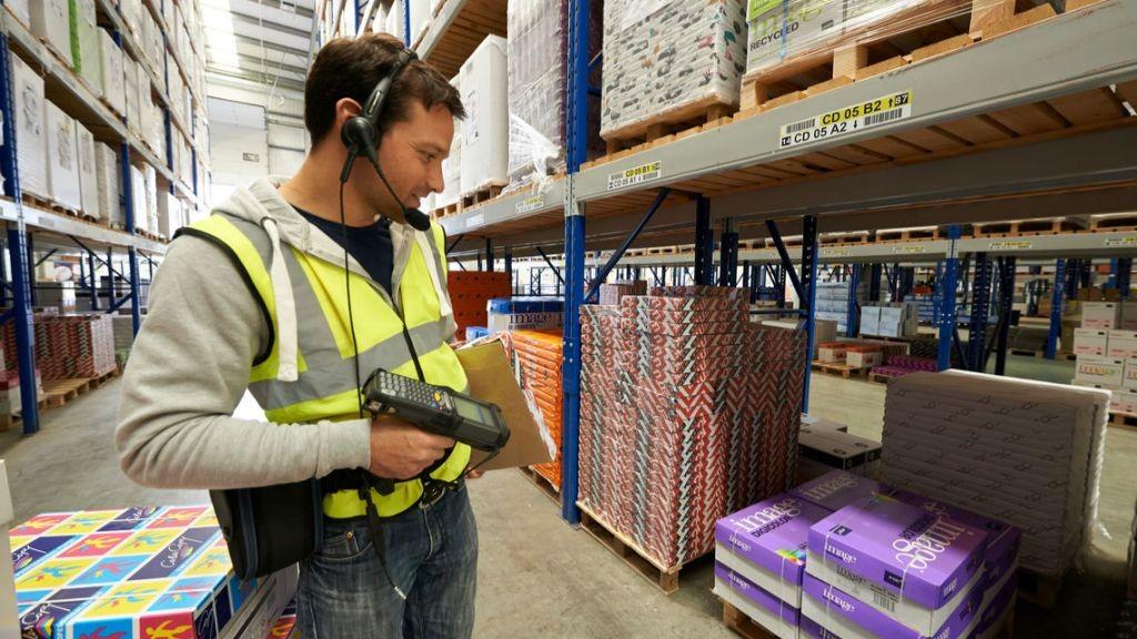Pole emploi - offre emploi Préparateur de commandes caces 1 (H/F) - Argœuves