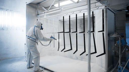 Pole emploi - offre emploi Peintre au pistolet (H/F) - Chanverrie