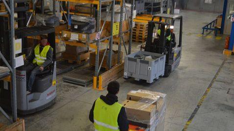 Pole emploi - offre emploi Agent de quai/ chargeur déchargeur (H/F) - Villeparisis