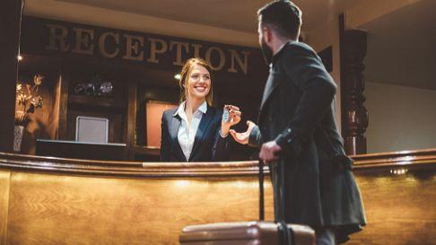 Pole emploi - offre emploi Réceptionniste en hôtellerie (H/F) - Grosseto-Prugna