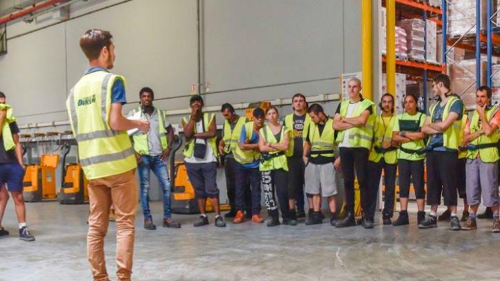 Pole emploi - offre emploi Chef d'équipe logistique (H/F) - Roissy-En-Brie