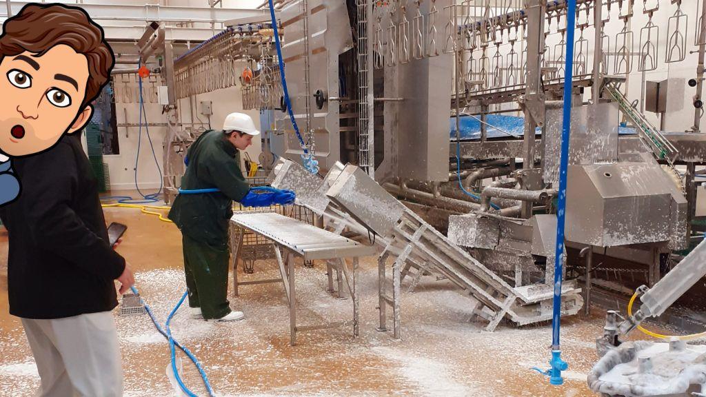 Pole emploi - offre emploi Agent de nettoyage industrielle (H/F) - Saint-Guen