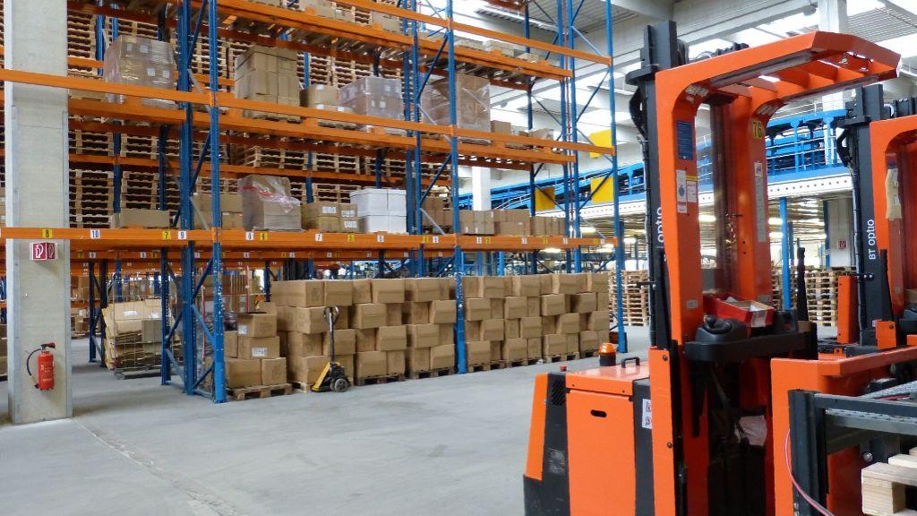 Pole emploi - offre emploi Manutentionnaire avec caces 1 (H/F) - Vaux-le-Pénil
