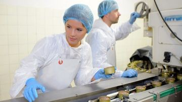 Pole emploi - offre emploi Agent de production (H/F) - Briec